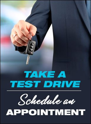 Schedule a test drive at Yantic Auto Center